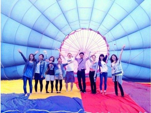 【三重・鈴鹿エリア】非日常の『浮遊感』を体験!熱気球フリーフライトコース