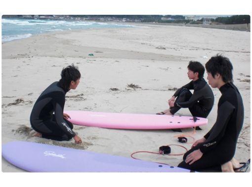 [Hiroshima From! Sea of Japan, Hamada] Very popular! Kind, polite, fun! Experience surfingの紹介画像