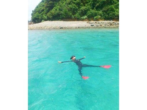 [Kagoshima/Sakurajima ・ South Satsuma ・ Botsu ・ Sabae Bay] It is okay if you can not swim! ! Experience Diving ☆ Underwater photo present ☆の紹介画像