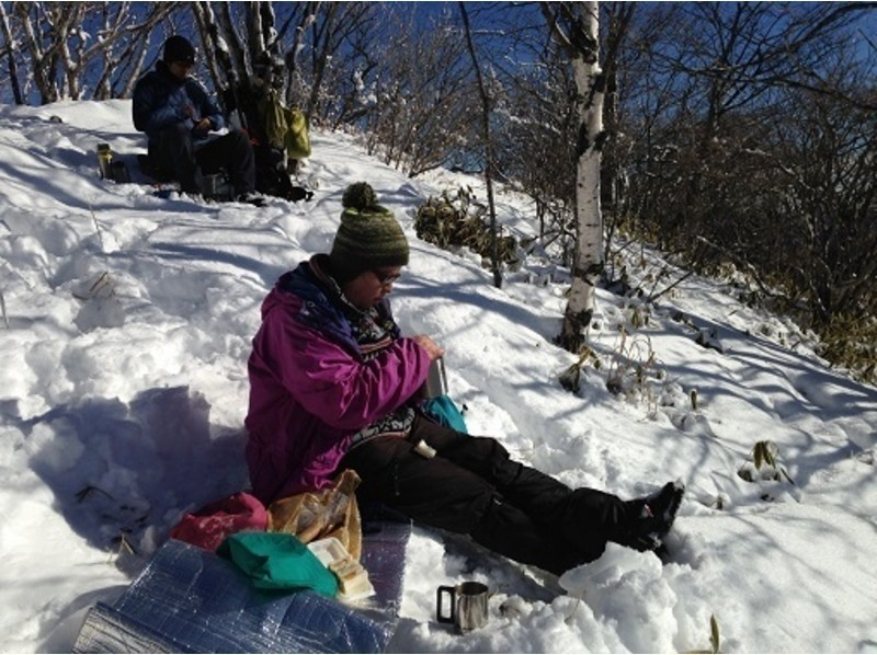 [Yamanashi Yatsugatake] beginners! Snow mountain trekking Introduction to introduce image