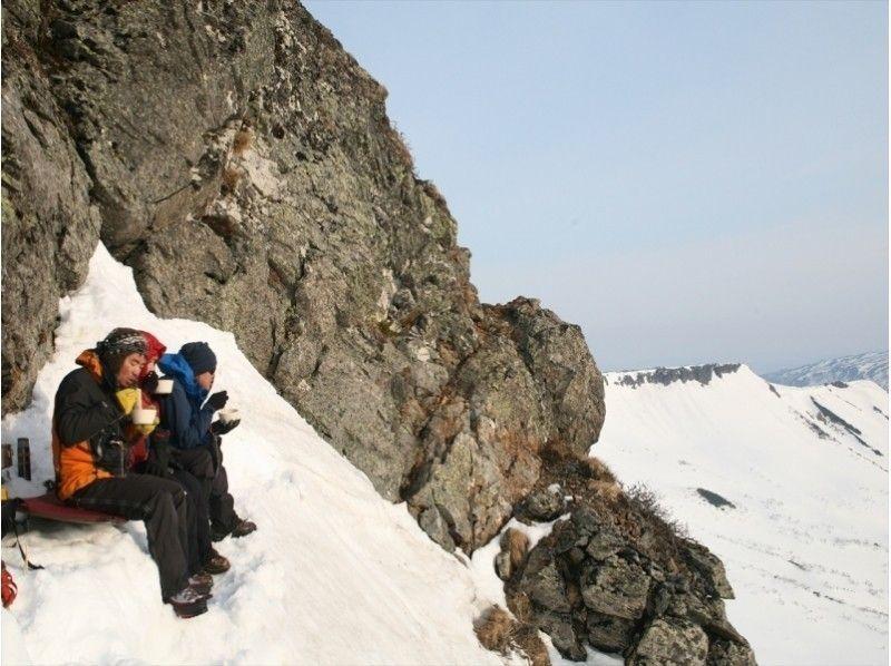 【北海道・スノーシュー】初心者から本格派まで、オススメの氷瀑散策や登山★写真プレゼント有り★の紹介画像