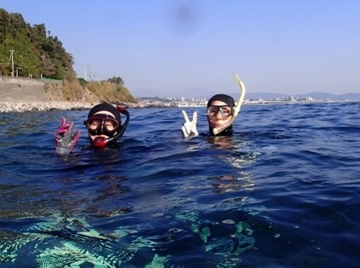 [Odawara] person with a longing ,,, such interest in the underwater world Let's do experience divingの紹介画像