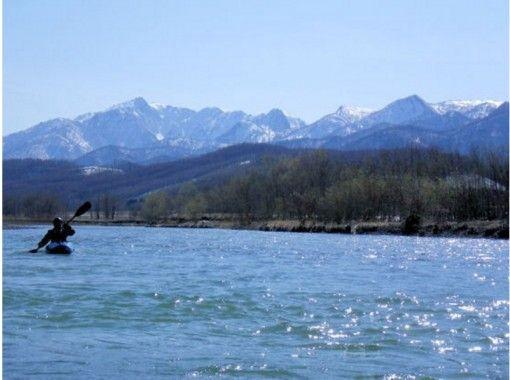 【北海道・富良野】初めてのカヤックで川下りプラン(レンタル込)【貸切】の紹介画像