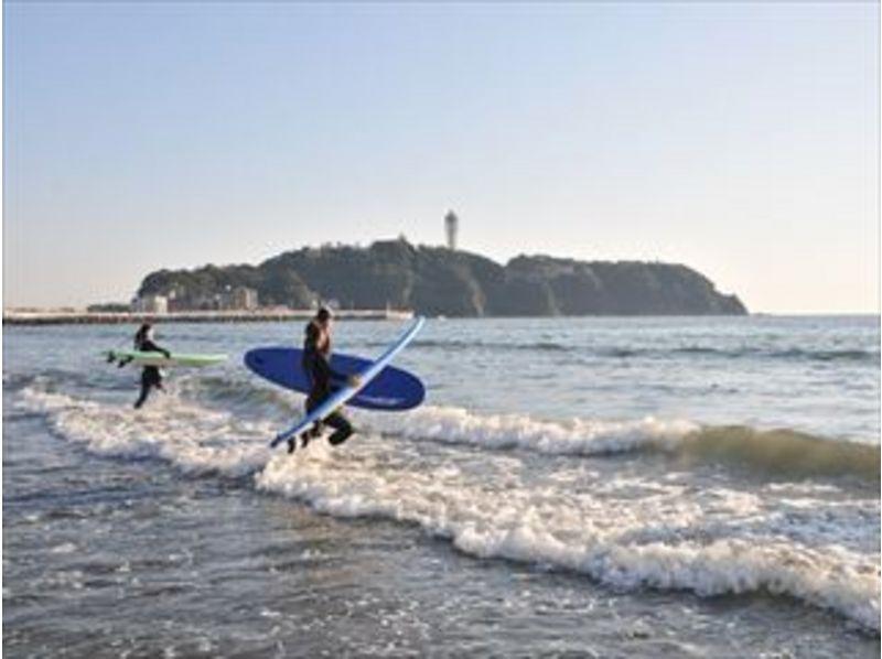 【神奈川・湘南】初心者大歓迎!サーフィンスクール体験コース【1回】の紹介画像