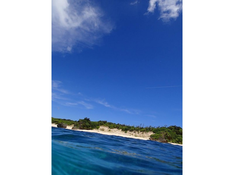 【沖縄・石垣島】パナリ島シュノーケルツアー1日コースの紹介画像