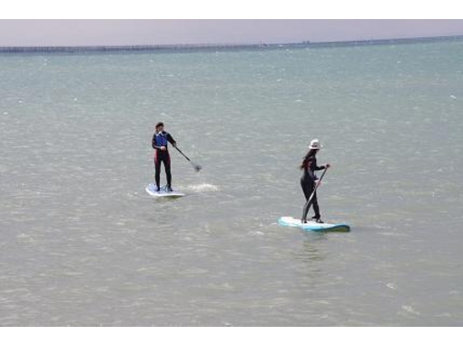 [Aichi ・ Chita: Let's start first! SUP half-day Experienceの紹介画像