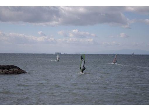 【愛知・知多】まずはここから!ウィンドサーフィン体験(1日コース)