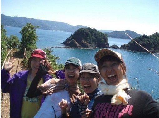 【和歌山・すはら海岸】霧崎半島を目指すショートコースのシーカヤック!(半日コース)