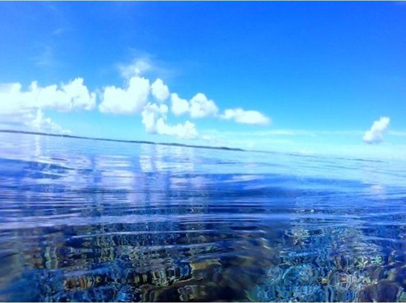 【沖縄・宮古島】大神島マリンプラン【ボートシュノーケル&釣り・半日コース】の紹介画像