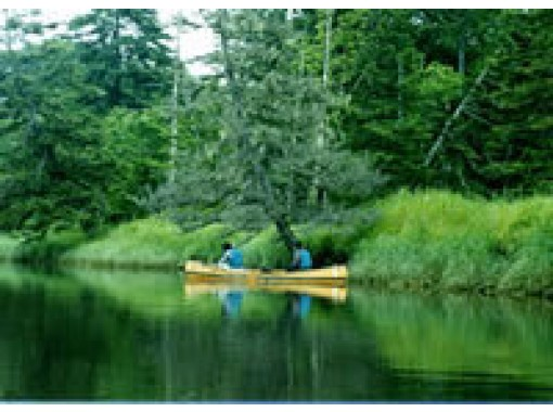 [Hokkaido ・ Akkeshi by the cold side Ushikawa] Slowly luxurious natural water surface walk ♪ [Akkeshi by cold side beef wetland full course]の紹介画像