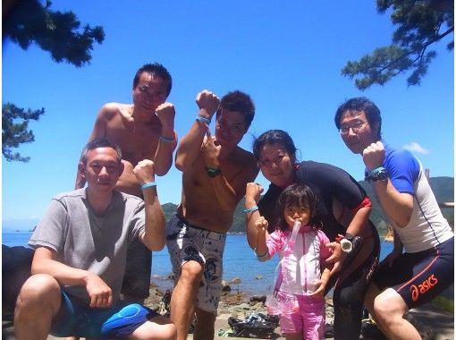 【静岡・西伊豆】海を満喫!黄金崎ビーチダイビング