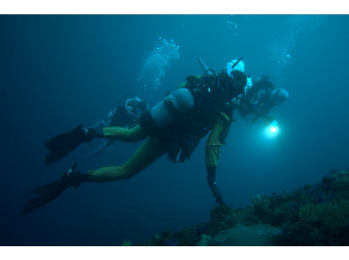 [Tokyo Aoyama] recommended to the first one! Discover Scuba Diving (pool and ocean)の紹介画像