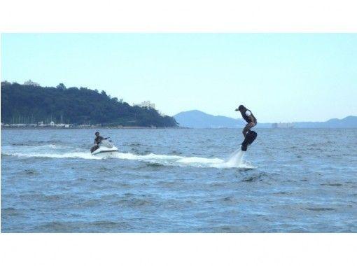【愛知・三河湾】ホバーボード体験コース お1人さまOK