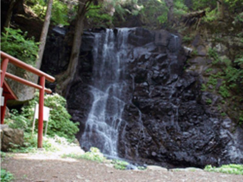 [Yamanashi Kawaguchiko] estuary Sengen Shrine - mother of Shirataki Nature guide Walk introduction image