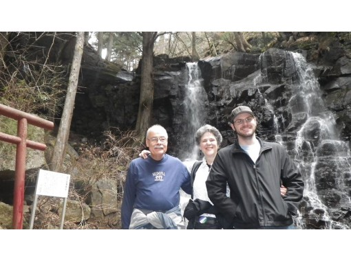 【山梨・河口湖】河口浅間神社~母の白滝ネイチャーガイドウォーク・マイナスイオンでリラックス