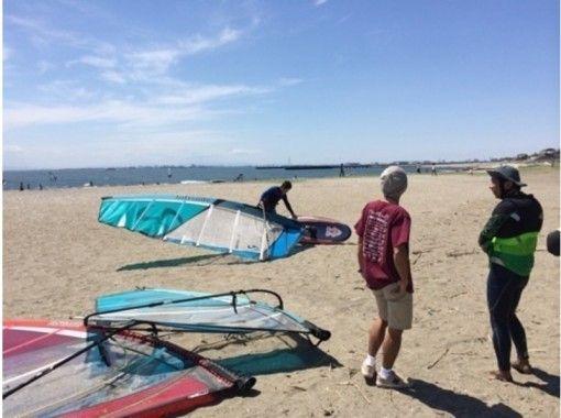 【千葉県・千葉市】もっと上達できるウィンドサーフィン!ステップアップコース