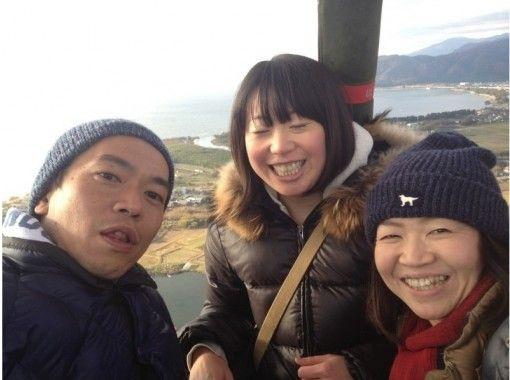 【三重・伊賀エリア】非日常の『浮遊感』を体験!熱気球フリーフライトコース