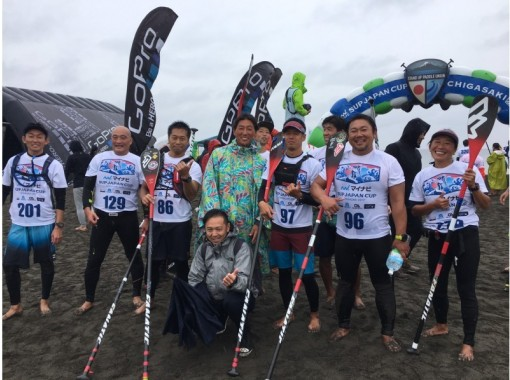 [Chiba Inagekaigan] I want to more skills! SUP school step-up course! 【2 hours】の紹介画像