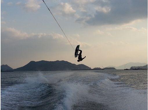 [Hiroshima Fukuyama] feel free to challenge! Wakeboardingの紹介画像