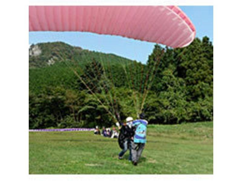 【栃木・宇都宮】まずは空に浮いてみよう!体験フライトコース!(半日 or 1日コース)の紹介画像