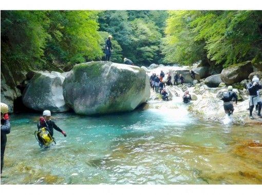 【奈良・キャニオニング】Lv.2前鬼川コースの紹介画像