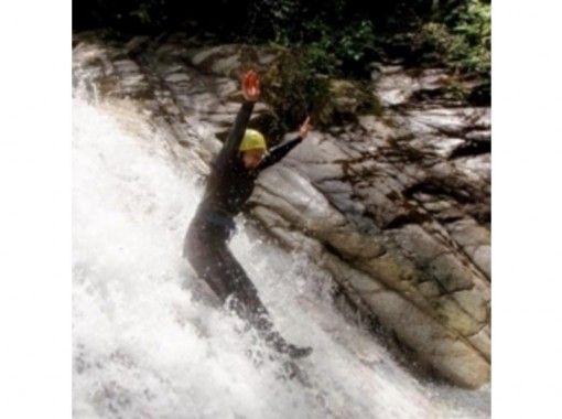 【滋賀・キャニオニング】Lv.2八淵の滝コース