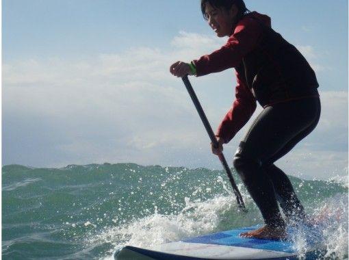 [Kanagawa ・ Miura Coast] Popularity is rising! SUP experience School(half-day course)の紹介画像
