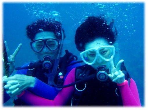 【静岡・熱海】島気分を満喫しながらダイビングにチャレンジ!初島体験ダイビング【現地集合・解散】日本語の紹介画像