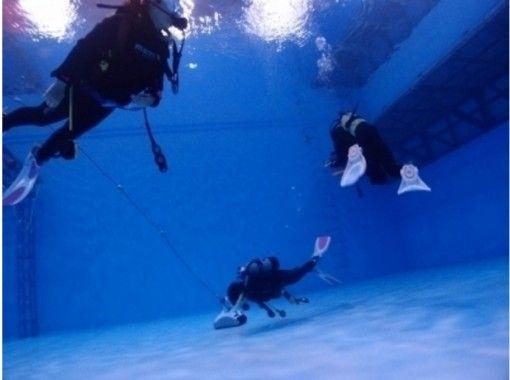 【福岡県・北九州市】安心!戸畑サバイバルセンター・長門ウエストビーチで体験ダイビング!