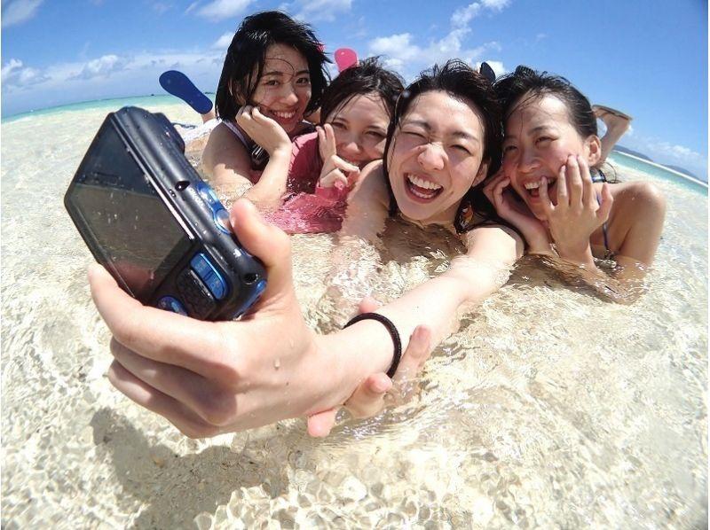 【沖縄・石垣島】午後発!!最大限に楽しもう♪幻の島&シュノーケリングの紹介画像