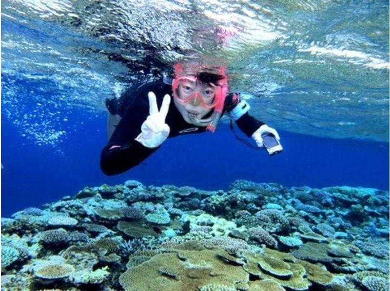 【沖縄・石垣島】気軽に海を楽しもう!1DAYボート・シュノーケルの紹介画像