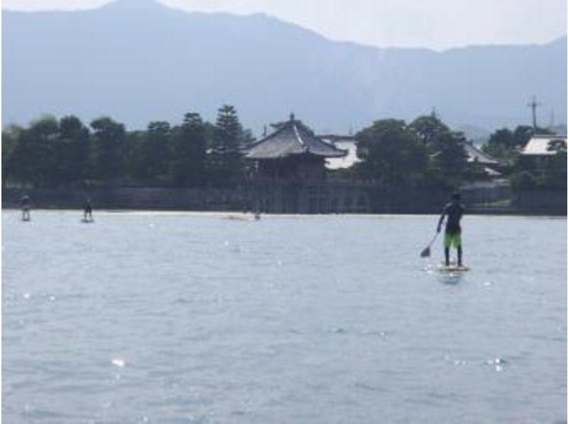 【滋賀 琵琶湖】観光スポット浮御堂をびわ湖の上から拝観しましょうの紹介画像