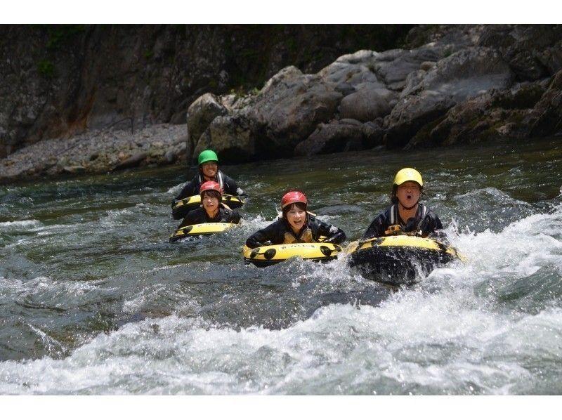 [กุมน้ำ] ★รุนแรงระดับห้าดาวกลายเป็นแม่น้ำและร่วมกัน! HydroSpeed นิยมภาพการแนะนำของ (หลักสูตรครึ่งวัน)