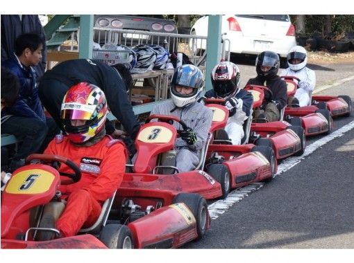 [Kagawa] Everyone is welcome! Rental go-karts  [5 laps, 10 laps, 30 minutes]の紹介画像