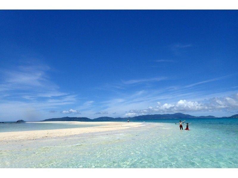 【石垣島発着10名限定!幻の島・憧れのサンゴの美ら海を大満喫!体験ダイビングコース♪(半日コース)の紹介画像