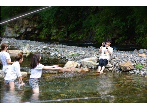 【埼玉・秩父】全長500m!迫力満点の渓流釣り イワナ・ヤマメを1日釣り放題!BBQオプションあり♪