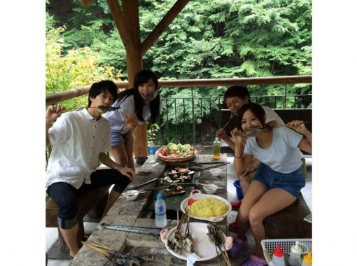 [Saitama Chichibu Even the river along with the children! Course rainbow trout fishing 2 hours [BBQ option has ♪]の紹介画像