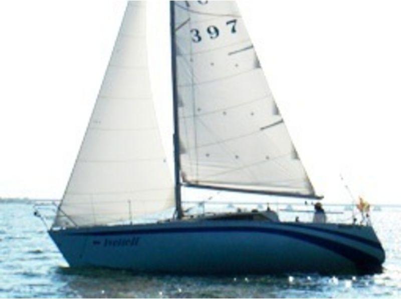 【滋賀・琵琶湖】琵琶湖でセーリング!気軽にヨット体験の紹介画像