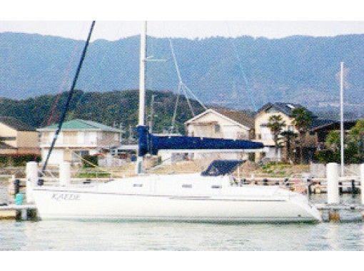 【滋賀・琵琶湖】琵琶湖でセーリング!気軽にヨット体験