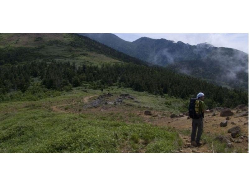 【青森・八甲田山】トレッキング(新緑の山をあるくルート)の紹介画像