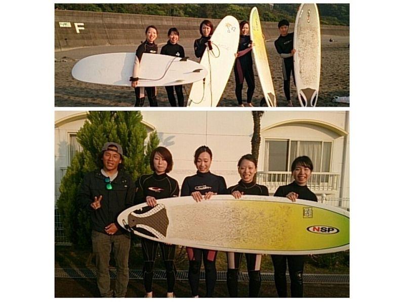 【四国/生見海岸】プロが教えるサーフィン教室の紹介画像