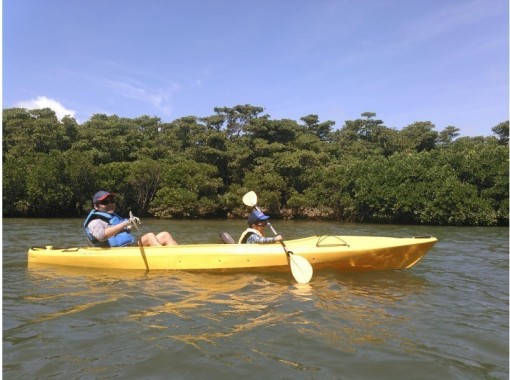【沖縄・石垣島】マングローブ&カヌー体験ツアー【1組限定】 ★のんびり体験コース/3時間★