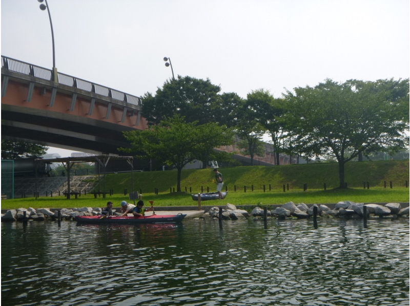 Recommended for [Tokyo, 23 wards] family! Tokyo canoe experience [canoe] Introduction image