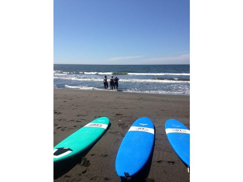 【神奈川・湘南】レディース ファースト体験コース【サーフィン】の紹介画像