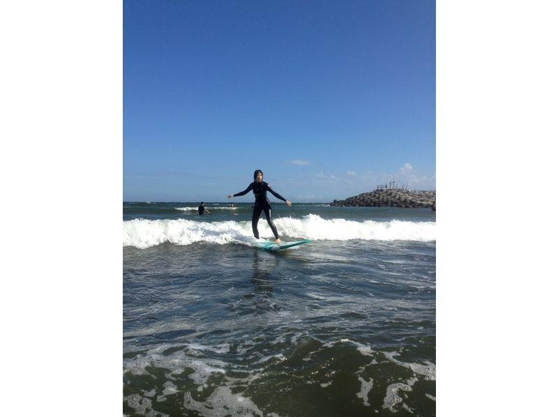 【神奈川・湘南】レディース ステップアップコース【サーフィン】の紹介画像