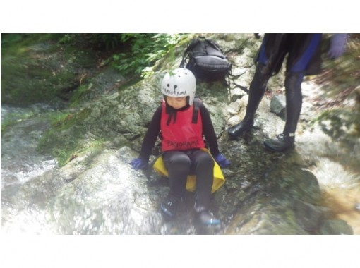 ☆ HIS Super Summer Sale in progress ☆ [Gunma / Minakami / Minakami] Inexperienced, beginners welcome Canyoning half-day tour! There is a plan with DVD ☆の紹介画像
