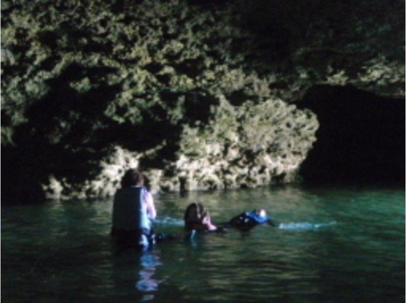 【沖縄・石垣島】青の洞窟シーカヤック+シュノーケリング【半日・2名様から】の紹介画像