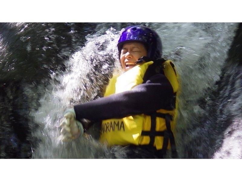 【群馬/水上】キャニオニングパッケージツアー【BBQ付き】の紹介画像