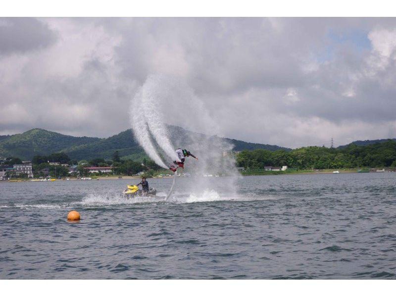 [山]在天上飛的水壓力!飛板的經驗當然(1集20分鐘)[是]介紹圖片