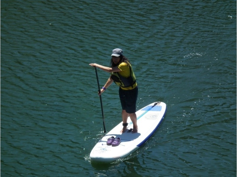 [Tokyo, 23 wards] Tokyo SUP experience [stand-up paddle board] of introduction image